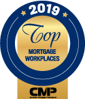 CMP 2019 Top Mortgage Workplaces